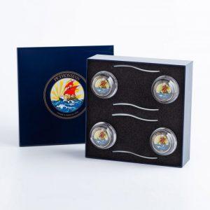 Le 4 Eggxiting® Gift Set
