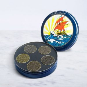 From East to West Caviar Assortment Set