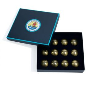 12 Days of Caviar Tiger's Eye Collection