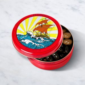 Chocolate Almonds and Hazelnuts
