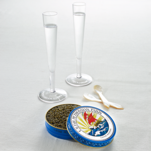 Caviar Showcase for Two
