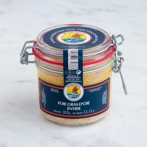 Whole Goose Foie Gras Jar