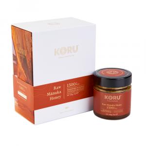 Raw Manuka Honey MGO 1500+