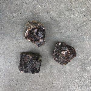 018 Black – Kala Namak Salt Rocks