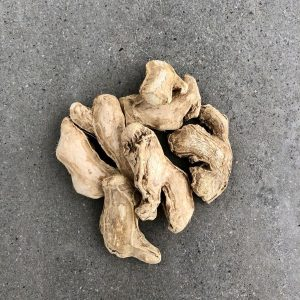 016 Ginger Prepium Sun Dried Roots