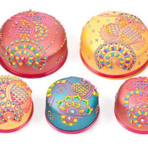 Sari Cakes Gift Set