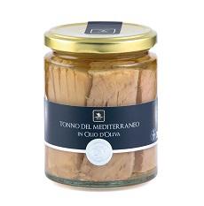 Mediterranean Tuna in Olive Oil