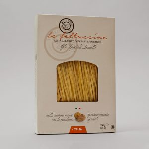 Fettuccine with White Truffle