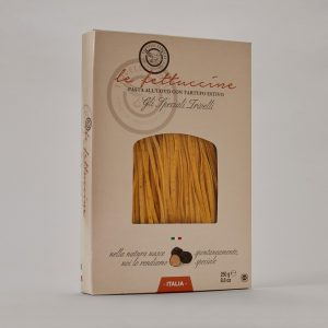 Fettuccine with Summer Truffle