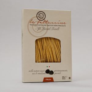 Fettuccine with Black Truffle