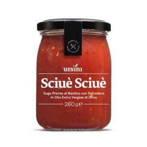 Sciuè Sciuè Sauce with Basil