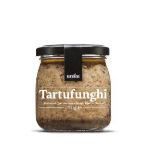 Black Truffle and Mixed Mushrooms Pesto