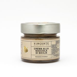 Sicilian Hazelnut Cream Spread