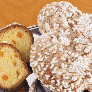 Artisan Colomba  with Tangerine of Ciaculli